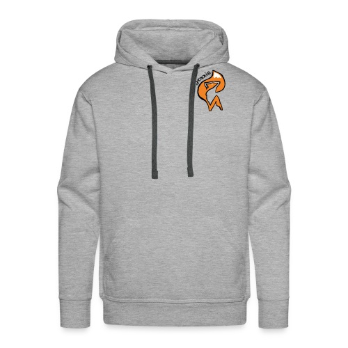 Foxxie Logo - Men's Premium Hoodie