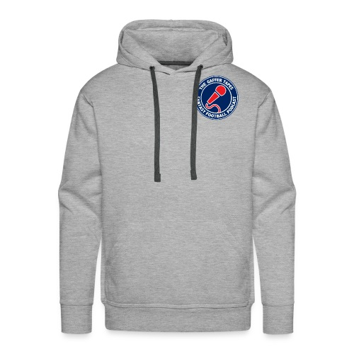The Gaffer Tapes Small Logo - Men's Premium Hoodie