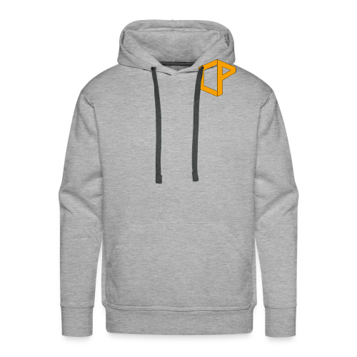 Clevprof Logo - Men's Premium Hoodie