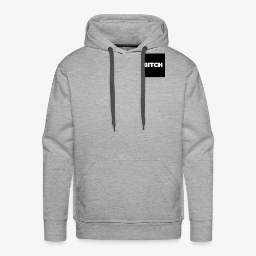 BITCH FACE - Men's Premium Hoodie