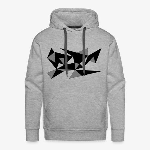 Explosion - Sweat-shirt à capuche Premium pour hommes