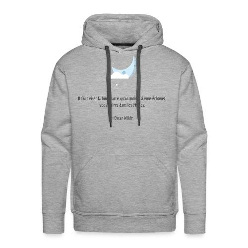 the moom - Men's Premium Hoodie