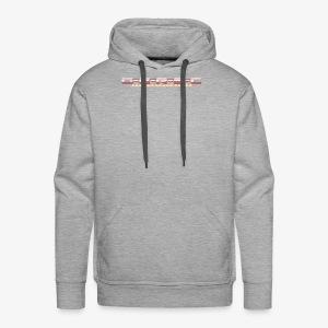 Schriftzug-Orga - Männer Premium Hoodie