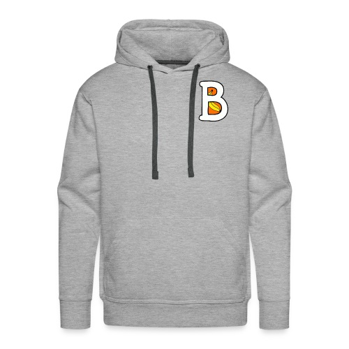 BanaantjePowerrr logo - Mannen Premium hoodie