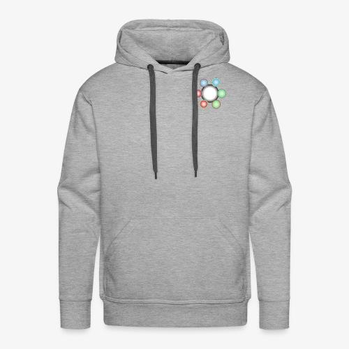 Noyaux de Singularité Mini - Sweat-shirt à capuche Premium pour hommes