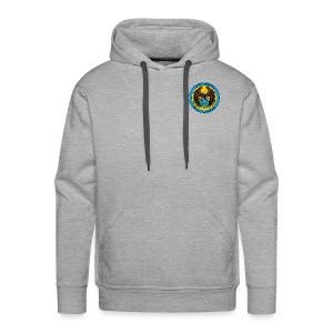 Logo SP Vélizy - Sweat-shirt à capuche Premium pour hommes