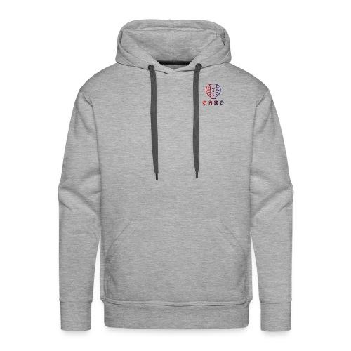 PGANGP - Sweat-shirt à capuche Premium pour hommes