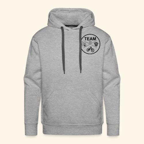 Logo TEAM LBB - Sweat-shirt à capuche Premium pour hommes
