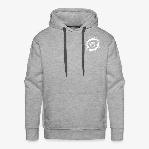 DernierRappelBlanc - Sweat-shirt à capuche Premium pour hommes