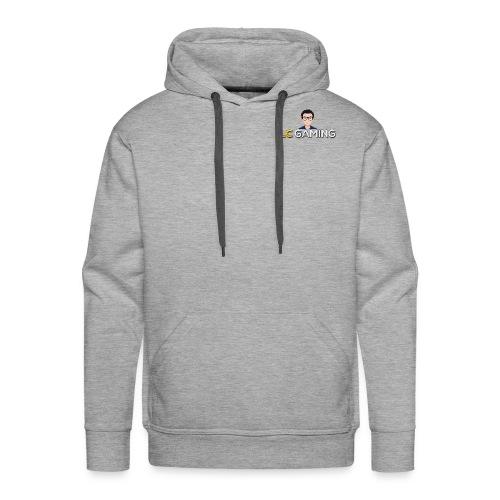 Classic Name & Logo - Men's Premium Hoodie
