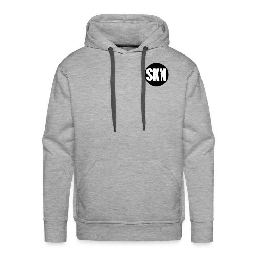 Round_SKN_Front - Men's Premium Hoodie