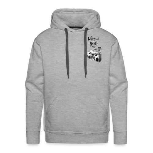Phoque Yeah - Sweat-shirt à capuche Premium pour hommes