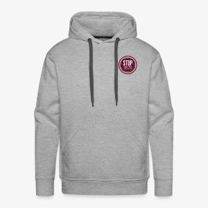 STOP1921 - Sweat-shirt à capuche Premium pour hommes