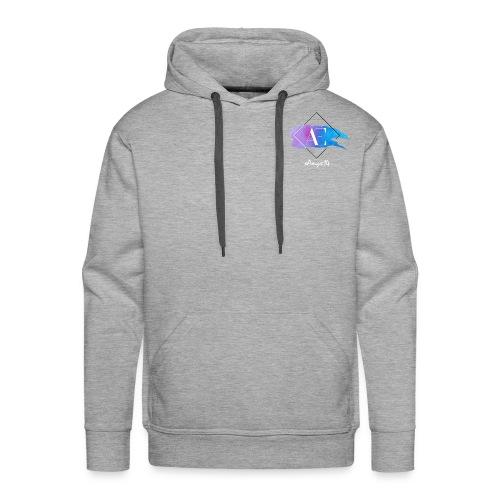 xAmyx14 logo - Men's Premium Hoodie