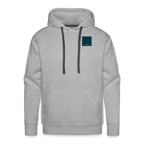 Deciphered Icon - Men's Premium Hoodie