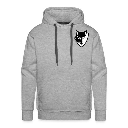 SPIKEY logo - Men's Premium Hoodie