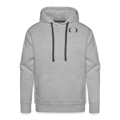 Couronne de laurier - Sweat-shirt à capuche Premium pour hommes