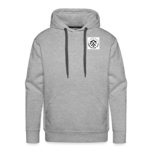 Survive The Wild Logo - Men's Premium Hoodie