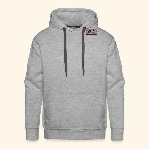 sls - Sweat-shirt à capuche Premium pour hommes