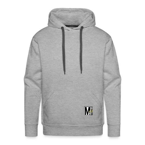 MXDOUT Square Logo - Men's Premium Hoodie