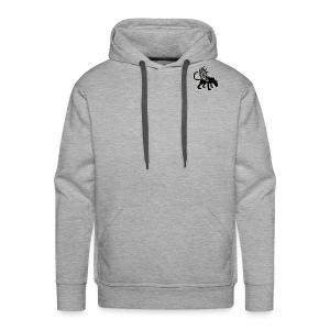pog no bg - Sweat-shirt à capuche Premium pour hommes