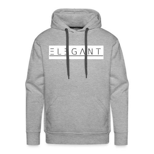 ELEGANT FASHION / NEW 2017 - Männer Premium Hoodie