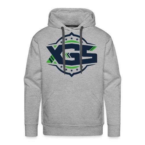 XGS black - Männer Premium Hoodie