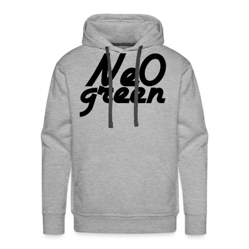 Ne0Green - Sweat-shirt à capuche Premium pour hommes