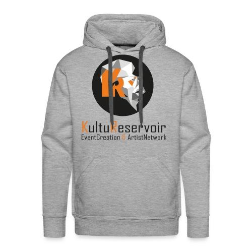 KultuReservoir official Brand - Männer Premium Hoodie