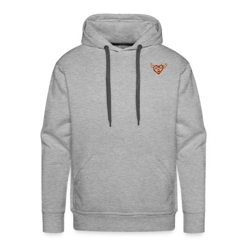 RENNES DE NOEL - Sweat-shirt à capuche Premium pour hommes