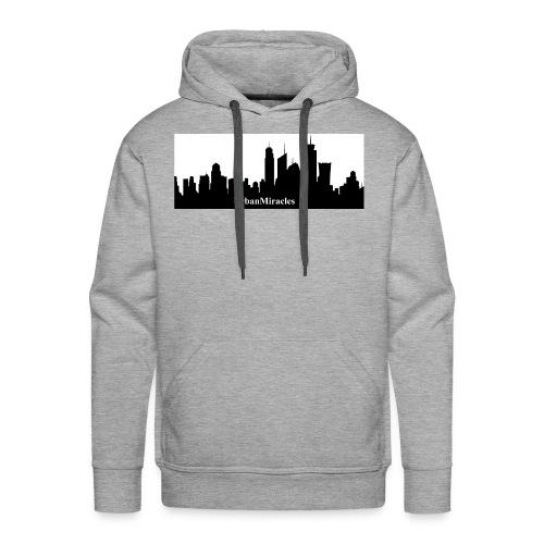 um skyline - Men's Premium Hoodie