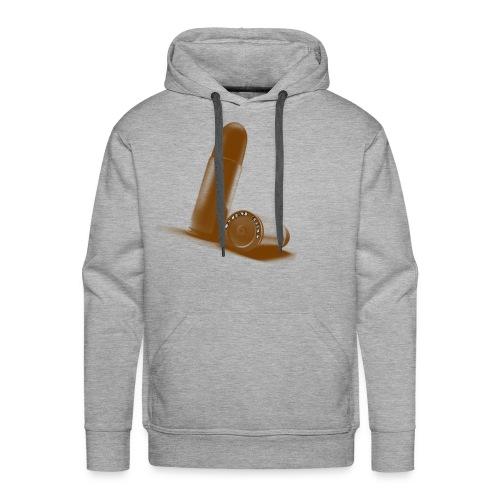 prm bastos - Sweat-shirt à capuche Premium pour hommes