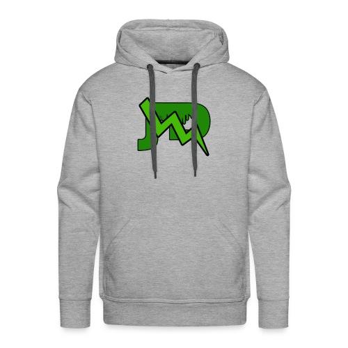 JD LOGO - Mannen Premium hoodie