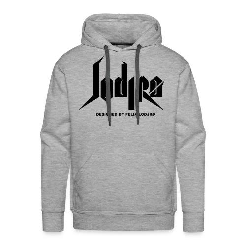 Lodjrø (Designed by Félix Lodjrø) - Sweat-shirt à capuche Premium pour hommes