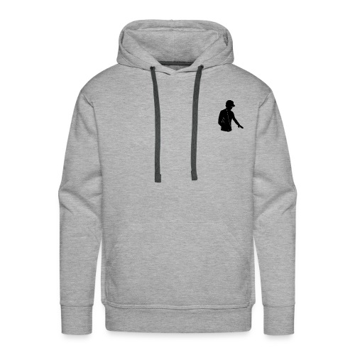 ever mix - Sweat-shirt à capuche Premium pour hommes