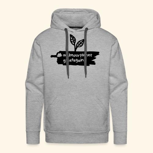 makrourplanetgreatagain 02 - Männer Premium Hoodie