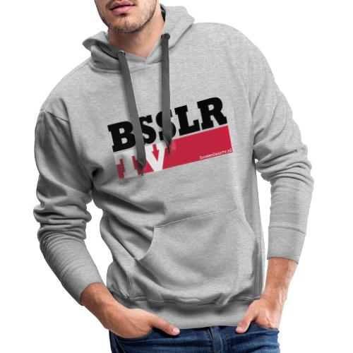 BSSLRTV - Mannen Premium hoodie