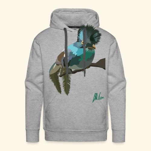Horniman bird - Men's Premium Hoodie