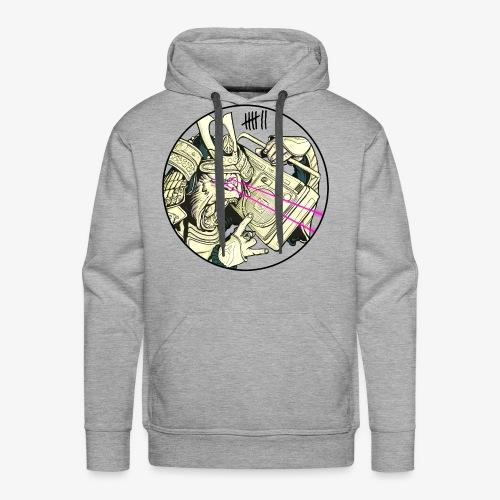 7 Apparel - Gorilla Samurai - Männer Premium Hoodie
