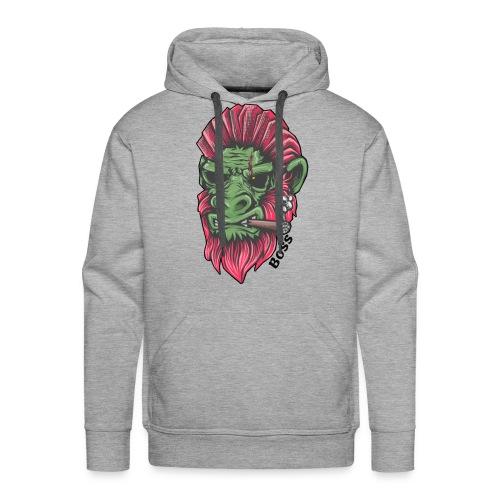 Boss T-shirt - Sweat-shirt à capuche Premium pour hommes
