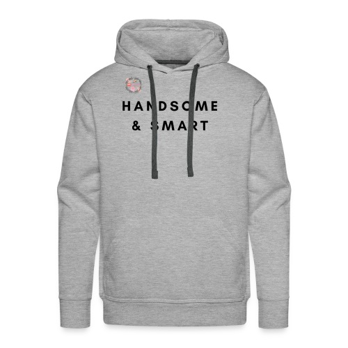 The stylish bookworm collection - Men's Premium Hoodie