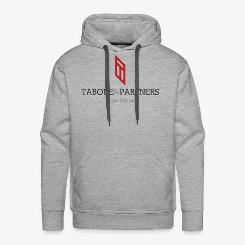 DarkLogo TP - Sweat-shirt à capuche Premium pour hommes