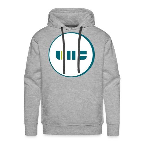 UHS Logo - Männer Premium Hoodie