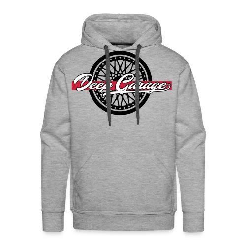 Deep Garage Label - Männer Premium Hoodie