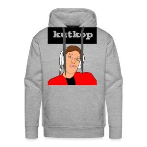 cartoon shirt/KutKopYT - Mannen Premium hoodie