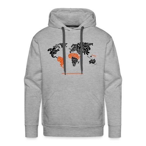 Ontwerp van Leonie Haas Illustratie en Ontwerp - Mannen Premium hoodie