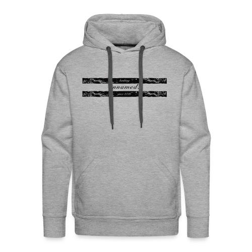 20161218-unnamed-Logo - Männer Premium Hoodie