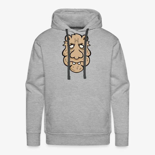 Grumpy Bearface - Men's Premium Hoodie