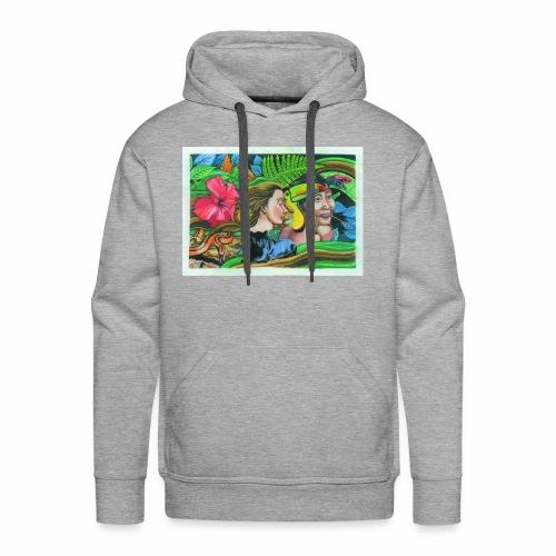 Südamerikanischer Dschungel - Männer Premium Hoodie