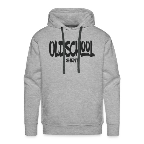 ostext - Mannen Premium hoodie